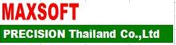 รับสมัครงาน Tooling Manager บริษัท MAXSOFT PRECISION(THAILAND) CO.LTD.